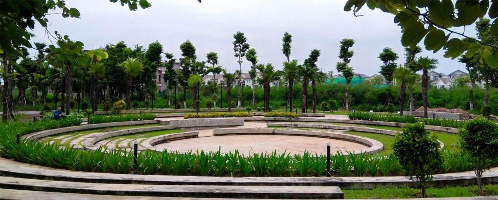 cong vien eden landspace nam an khanh sudico